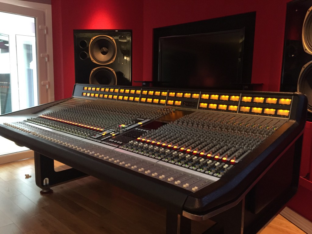 SSL4040G+ has found a new home!