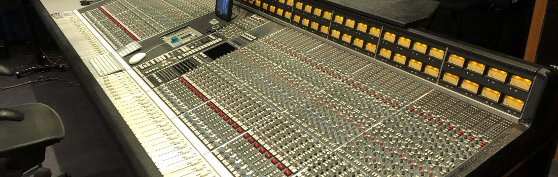 Fully refurbished SSL 4000E/G+